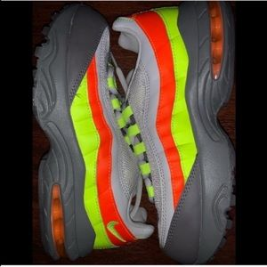 Brand new Nike Air Max 95 size 2 youth